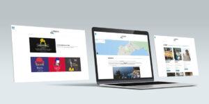 Pagine interne del sito web degli Incontri di Cinema di Sorrento