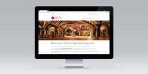 Web Design sito VdiVino