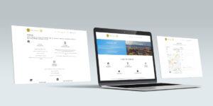 Sito web Virel Pharma - Pagine interne